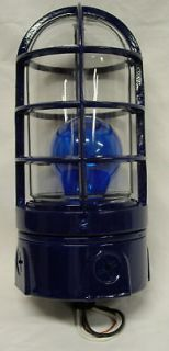 newly listed blue police call box caged light gamewe ll
