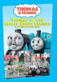 Thomas Friends   Thomas the Really Brave Engines DVD, 2009