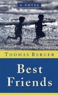 Best Friends A Novel by Thomas Berger 2003, Hardcover, Large Type