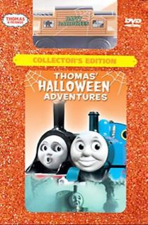 Thomas Friends   Thomas Halloween Adventures DVD, 2007