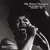 Blues Band 1966 by Big Mama Thornton CD, Jul 2004, Arhoolie