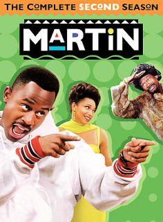 Martin The Complete Second Season DVD, 2007, 4 Disc Set