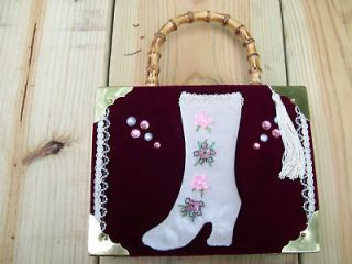 Newly listed Don Tomas cigar case purse by Amy Lee the girly girl