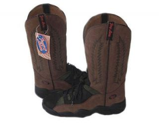 new teny lama nubuck boots by tony lama men s 9 5 d