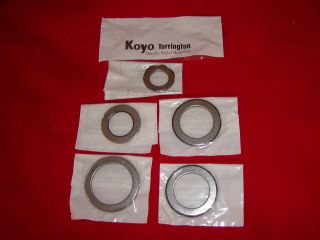 TIMKEN / KOYO TORRINGTON 700R4 / 4L60E THRUST BEARING KIT GM