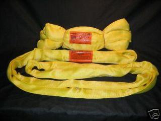 10 round slings lifting slings wrecker towing slings time