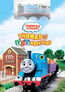 Friends   Thomas and the Toy Workshop DVD, 2007, With Toy Train