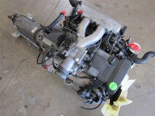 JDM Toyota Supra 2JZGE Engine Automatic Transmission NA 2JZ GE SC300