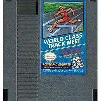 World Class Track Meet Nintendo, 1988