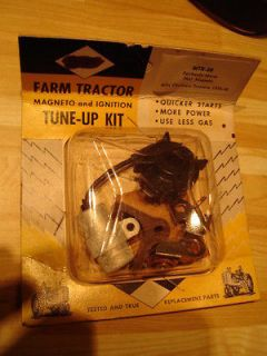 Antique Farm Tractor Ignition Tune up Kit 1938 48 Allis Chalmers L@@K