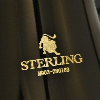 BLACK Sterling Bb/F BASS Trombone ★ High Quality ★ BRAND NEW