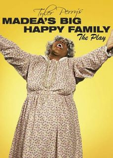 Tyler Perrys Madeas Big Happy Family The Play DVD, 2010