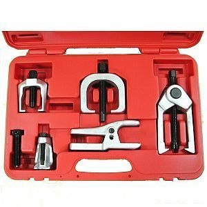 front end ball joint service tool kit pitman arm puller