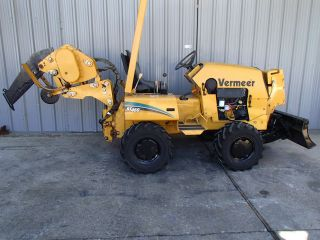 2005 Vermeer RT450 cable plow, irrigation, construction, ditch witch