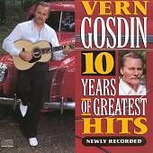 of Greatest Hits Newly Recorded by Vern Gosdin CD, Columbia USA