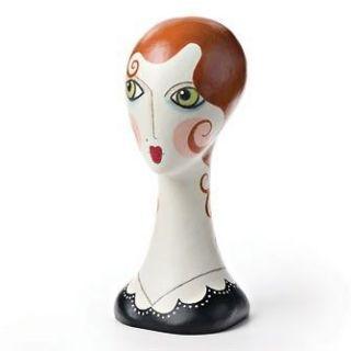 18 faboo violet vintage style mannequin head figure time left