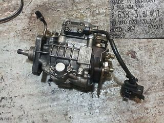 AUDI A4 A6 A3 VW GOLF PASSAT SHARAN 1.9 TDI DIESEL FUEL INJECTOR PUMP