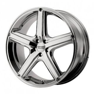 maverick chrome wheels rims 5x4.25 5x108 volvo v50 v70 xc60 xc70 xc90