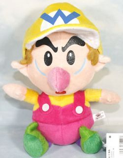 Newly listed super mario bros wario bb 8 soft plush doll toy cute