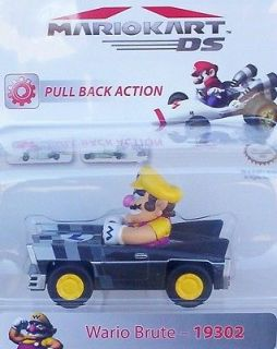 mario kart ds wario brute 2011 pull speed time left