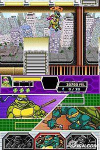 Teenage Mutant Ninja Turtles 3 Mutant Nightmare Nintendo DS, 2005