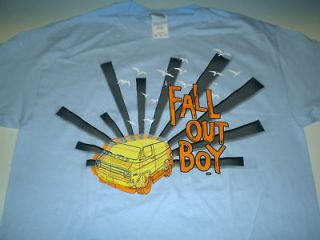 fall out boy shirt in Clothing, Shoes & Accessories