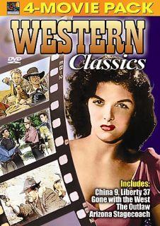 Western Classics   4 Movie Pack DVD, 2006