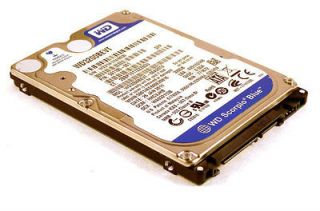 Newly listed Western Digital 320GB 5400RPM Laptop SATA Hard Drive