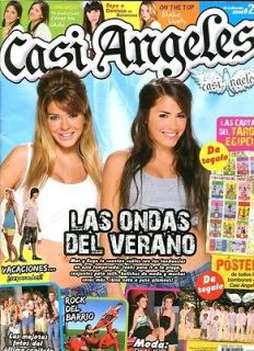 teen angels casi angeles magazine argentina dec 2008 22 from
