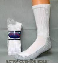 mens heavy duty steel toe boot socks 10 13 12 pair