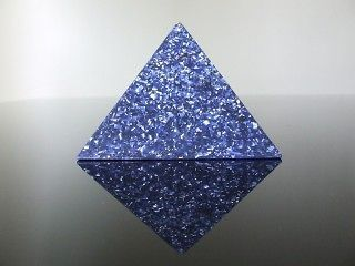 Orgone Energy Accumulator Pyramid Wilhelm Reich Inspired Earth