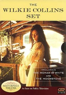 The Wilkie Collins Set   The Woman In White The Moonstone DVD, 2006, 2