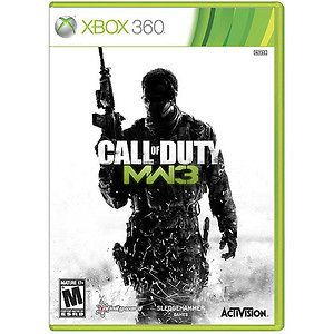 Newly listed Call Of Duty Modern Warfare 3 (Xbox 360, 2011)