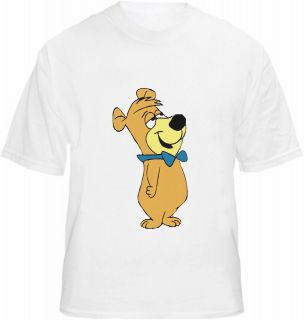 Boo Boo Bear T shirt Yogi Cartoon Jelly Stone Tee