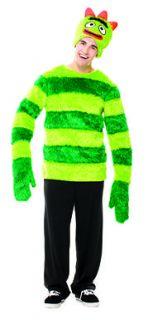 deluxe yo gabba gabba brobee adult halloween costume more options size