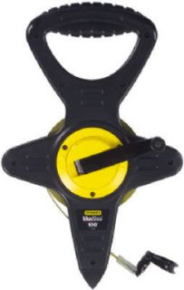 Stanley 100 ft Max Steel Maxsteel Long Tape Measure