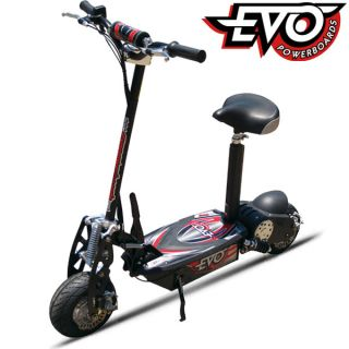New 1000W Powerful Electric Battery Powered Scooter Razor Powerboard