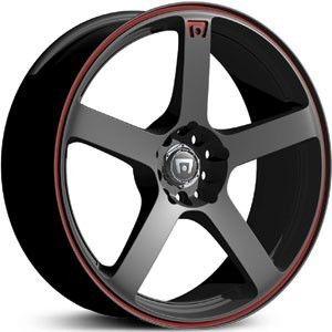 15 inch Motegi Racing MR116 Black Wheels Rims 4x100 40