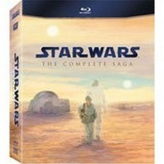 20th Century Fox FOXBR2274218 Star Wars Complete Saga Blu Ray NA Rated