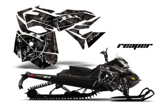 2013 Ski Doo Rev XS Renegade MXZ Graphic Kit Snowmobile Sled Wrap