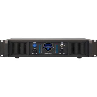 Pro LZ 4200 Professional Stereo Power Amplifier 2U Rack Mount