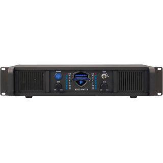 Pro LZ 4200 Professional Stereo Power Amplifier 2U Rack Mount