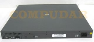 HP ProCurve 2650 PWR Poe J8165A 48 Ports Gigabit Switch