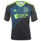 Ajax Football Shirts adidas Ajax Away Shirt 2012 2013 From www