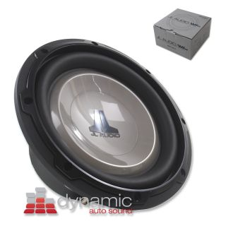 JL Audio 8W1V2 4 Car Stereo 8 Subwoofer 8W1V2 Sub 150 Watts Sub SVC 4