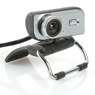 Megapixel USB Laptop PC Webcam Web Camera Microphone