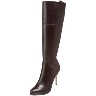 Martínez Valero Womens Elke Brown Leather Boot