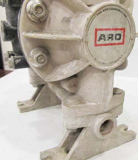 ARO Ingersoll Rand 3 4 I D Air Pneumatic Diaphragm Pump