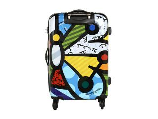 Heys Britto Collection   Butterfly 26 Spinner Luggage Case