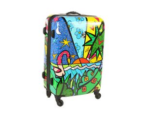 Heys Britto Collection   Palm 26 Spinner Case
